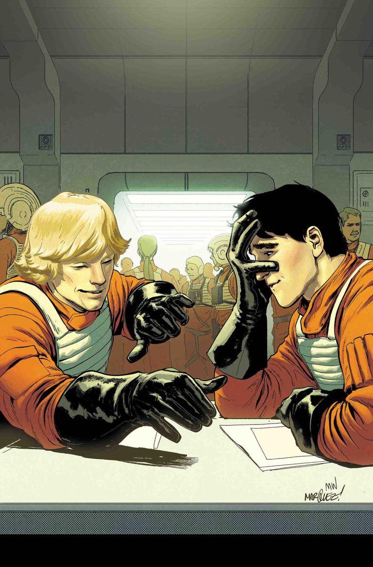 Star Wars #45 (Cover A David Marquez)