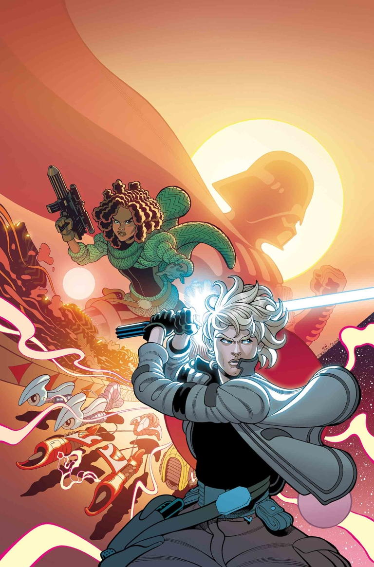 Star Wars Annual #4 (Cover A Tradd Moore)
