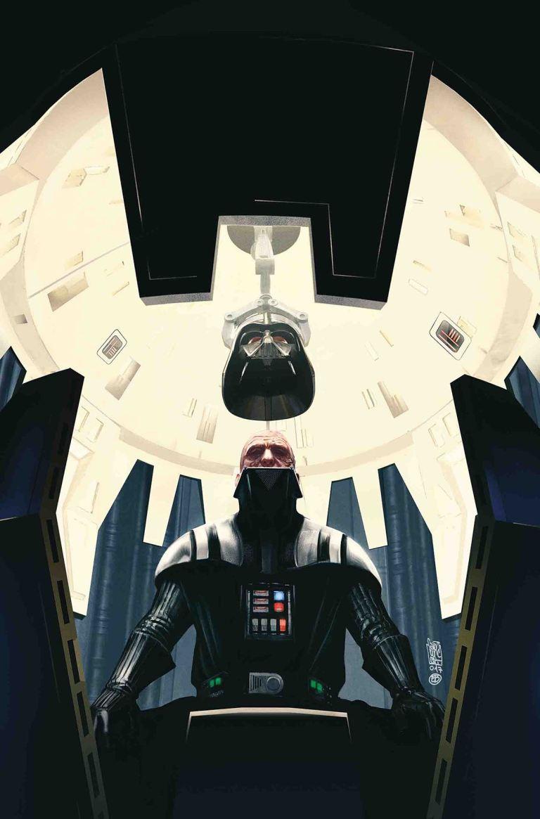 Star Wars Darth Vader #13 (Cover A Giuseppe Camuncoli)
