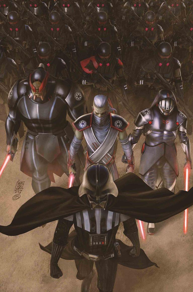 Star Wars Darth Vader #16 (Cover A Giuseppe Camuncoli & Elia Bonetti)