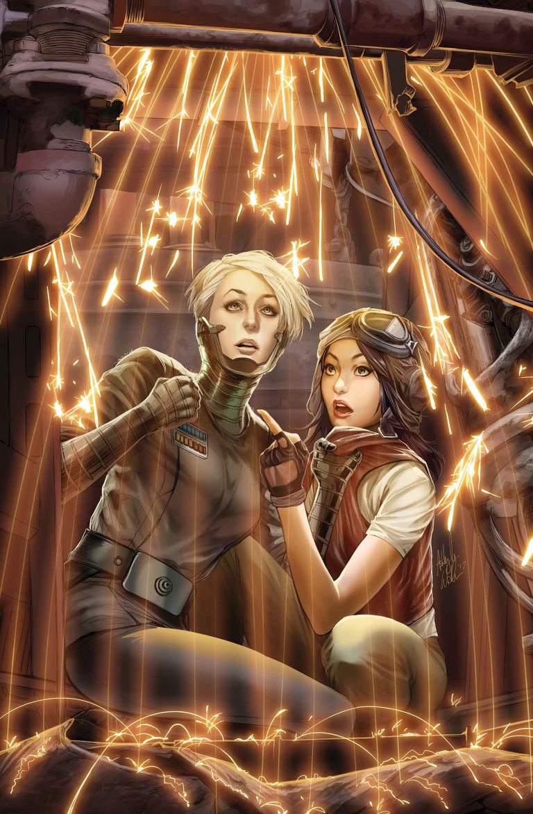Star Wars Doctor Aphra #16 (Cover A Ashley Witter)