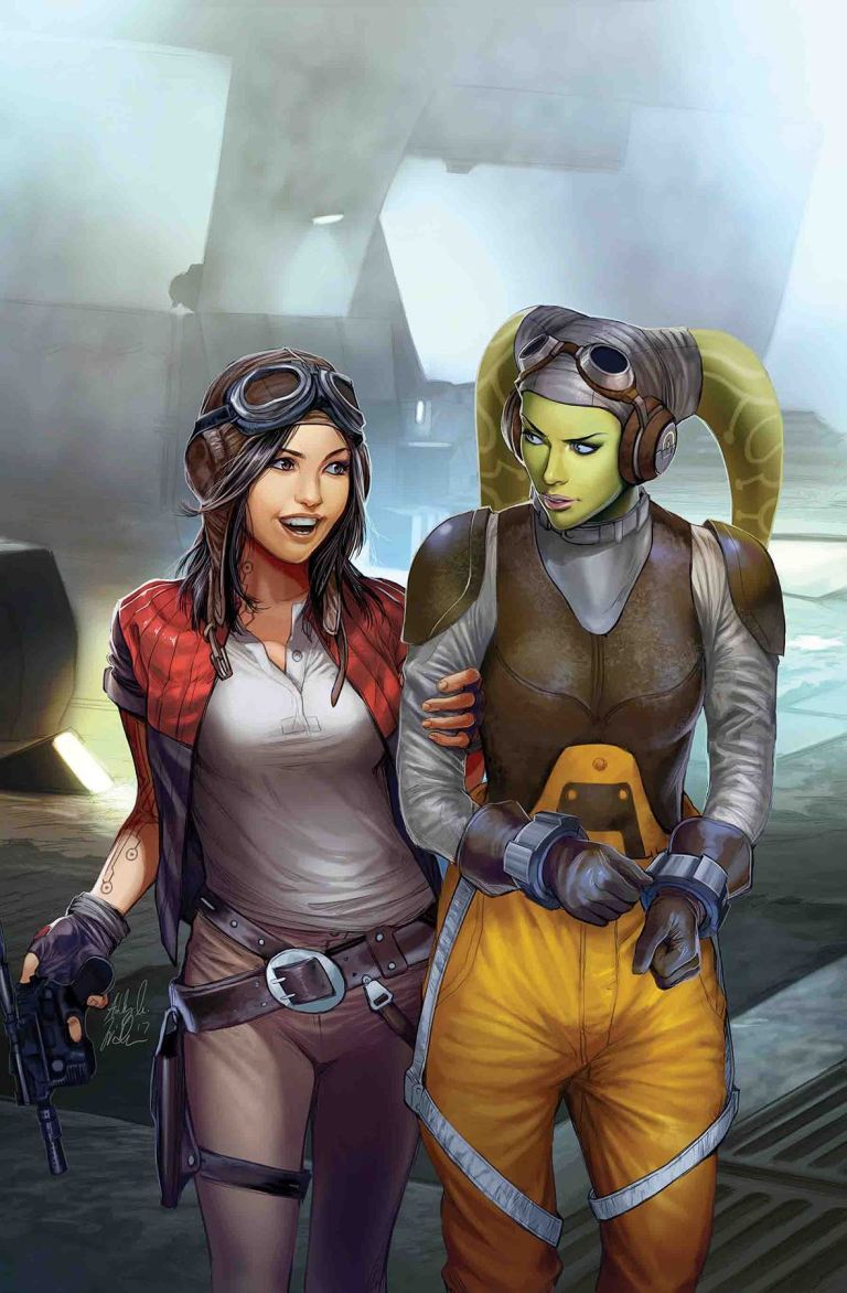 Star Wars Doctor Aphra #18 (Cover A Ashley Witter)