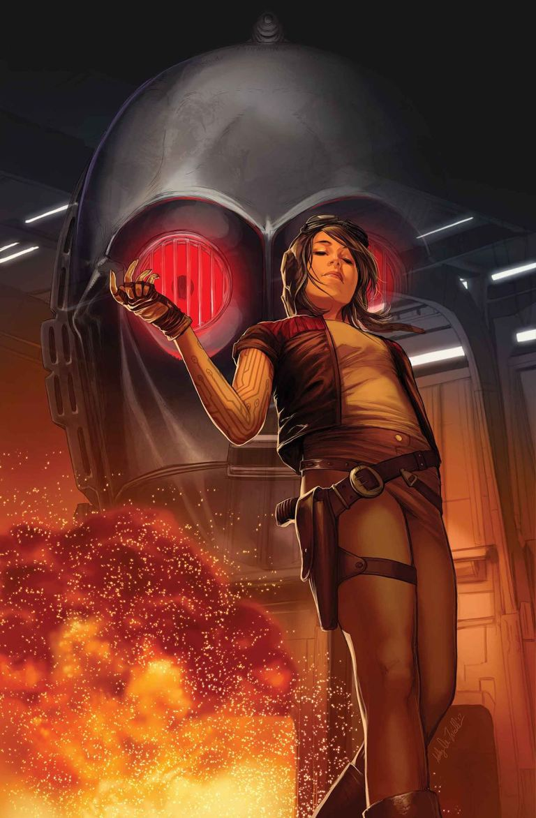 Star Wars Doctor Aphra #19 (Cover A Ashley Witter)