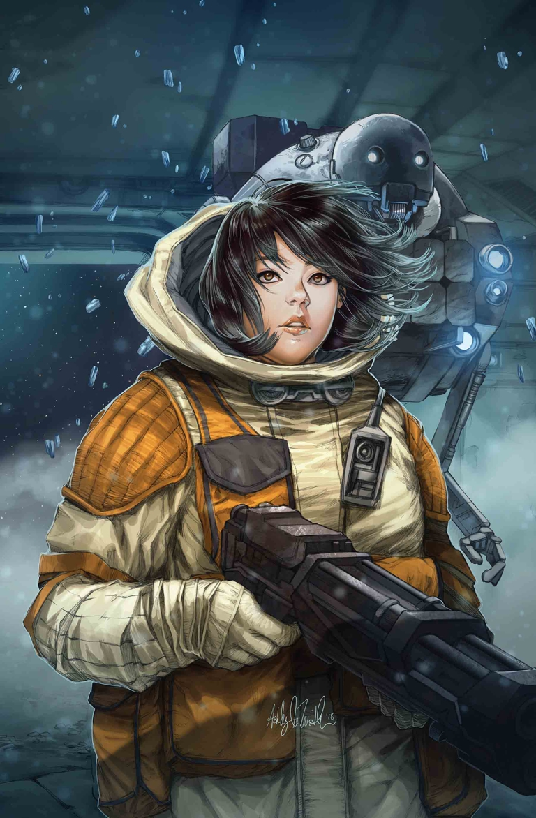 Star Wars Doctor Aphra #20 (Cover A Ashley Witter)