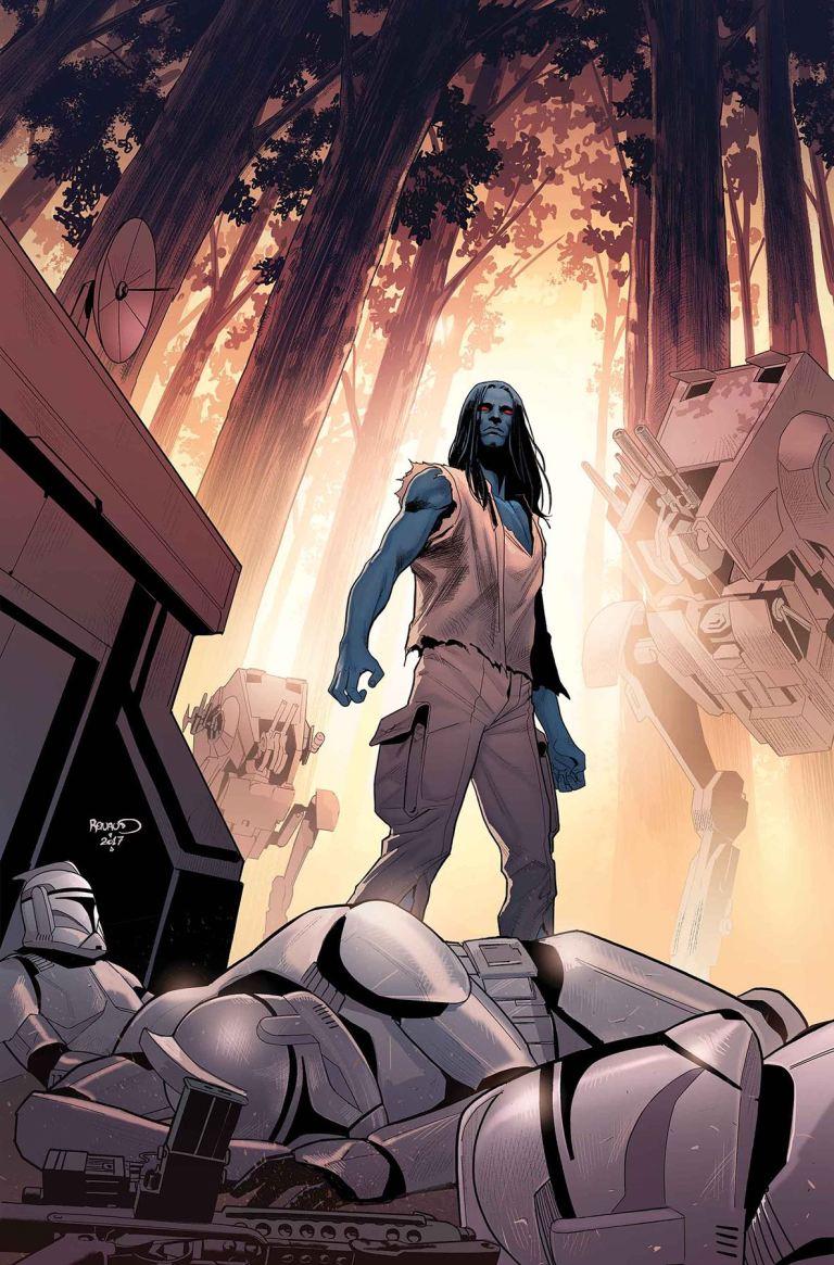 Star Wars Thrawn #1 (Cover A Paul Renaud)