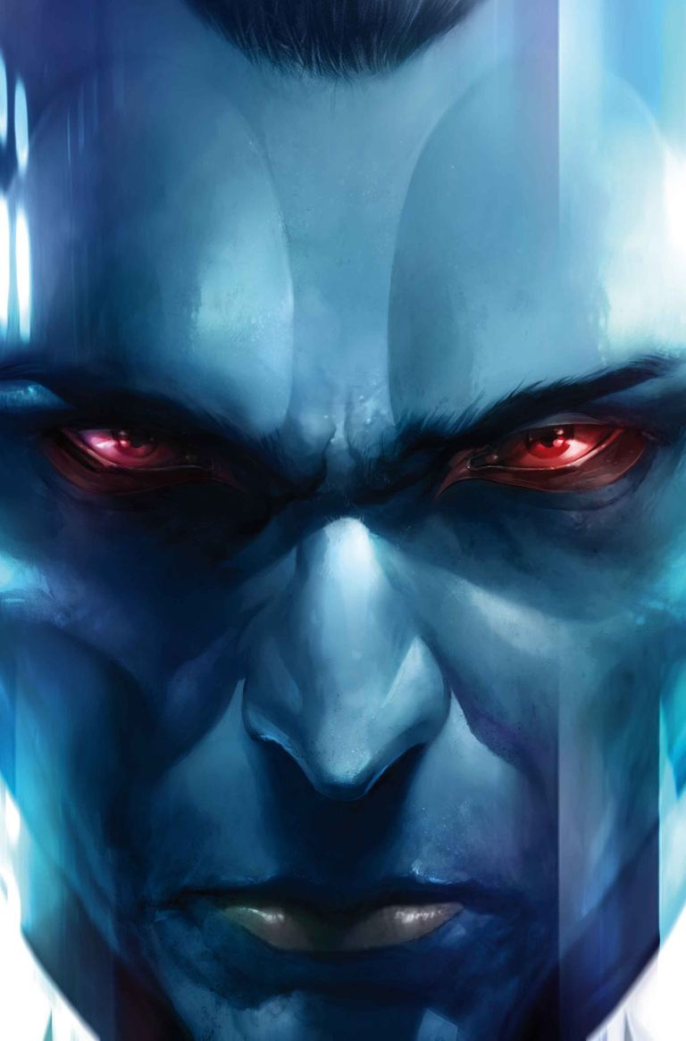 Star Wars Thrawn #1 (Cover B Francesco Mattina)