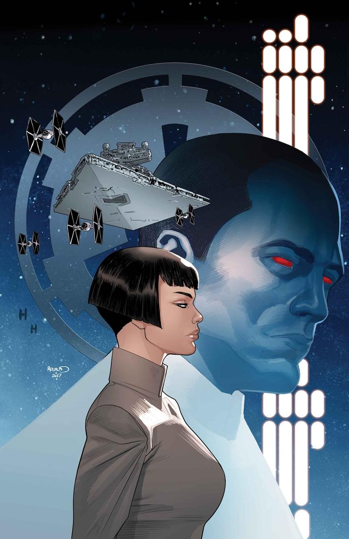 Star Wars Thrawn #3 (Cover A Paul Renaud)