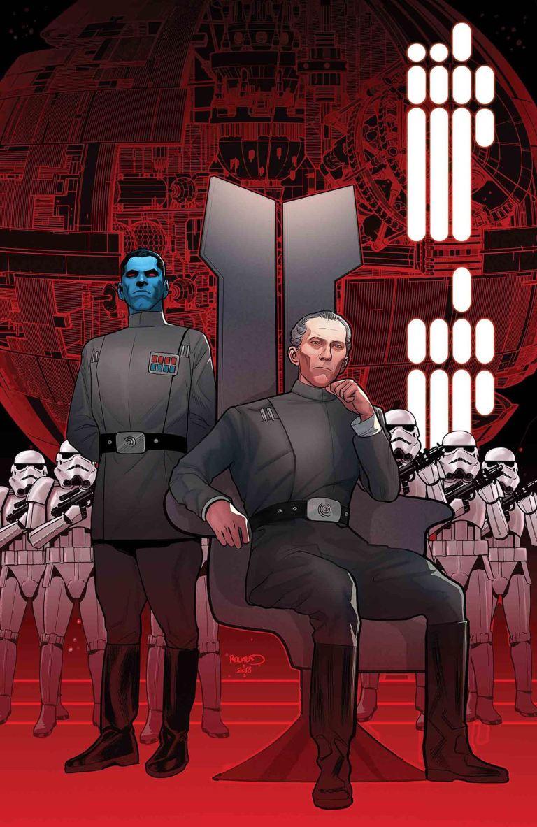 Star Wars Thrawn #4 (Cover A Paul Renaud)