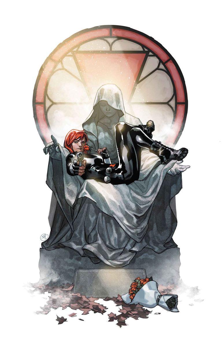 Tales Of Suspense #104 (Yasmine Putri Cover)