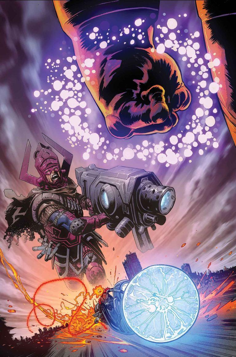 Thanos #16 (Geoff Shaw Cover)