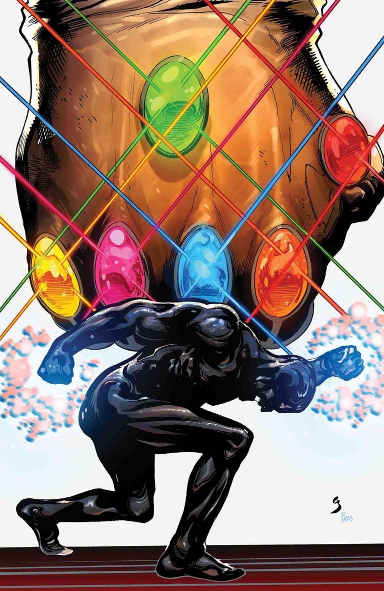 Thanos #17 (Cover A Geoff Shaw)