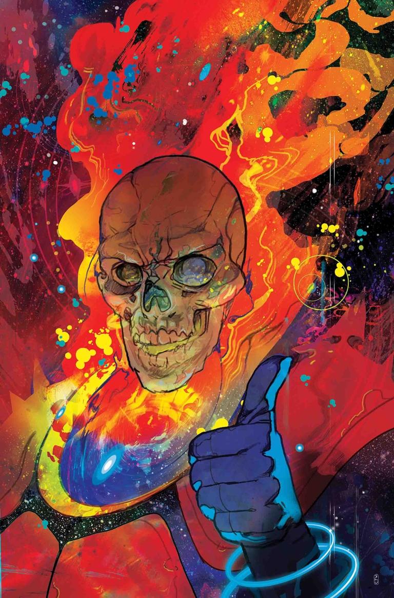 Thanos #17 (Cover B Christian Ward)