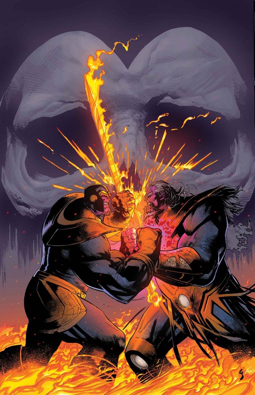 Thanos #18 (Cover A Geoff Shaw)