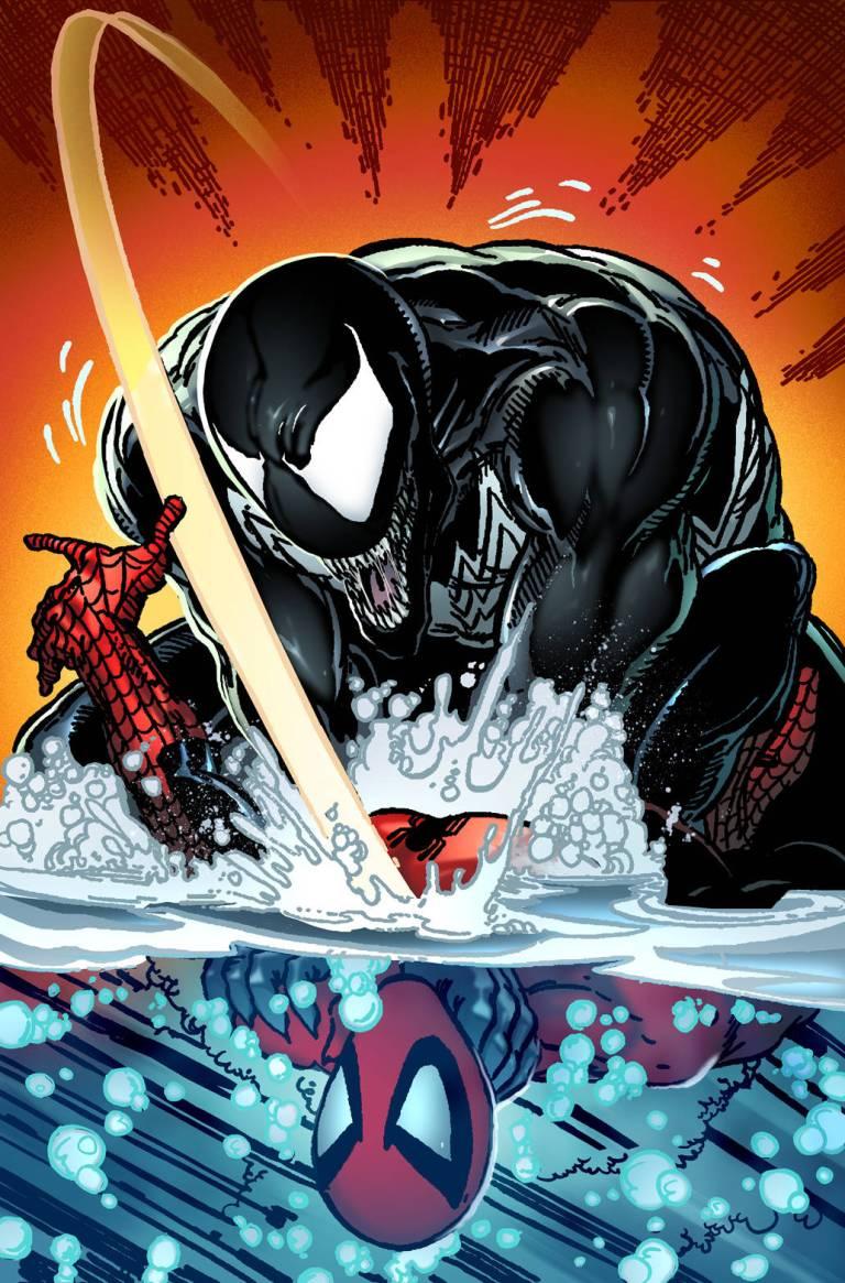 Venom #1 (Cover E Todd McFarlane Remastered Variant)