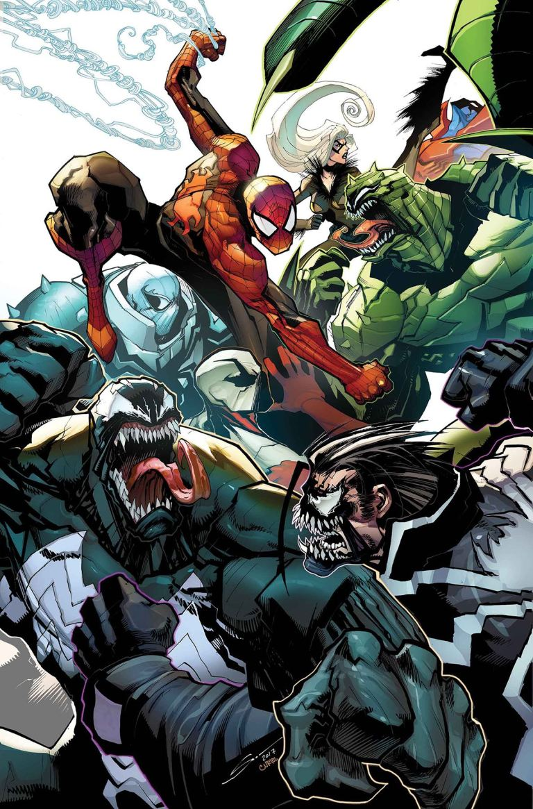Venom #160 (Cover A Gerardo Sandoval)
