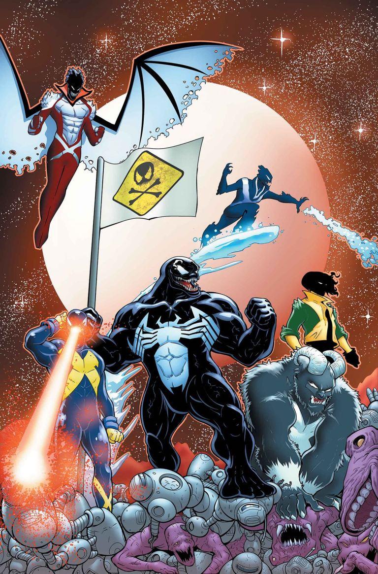 Venom #162 (Cover A Will Robson)