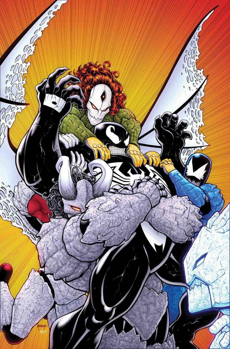 Venom #163 (Will Robson Cover)