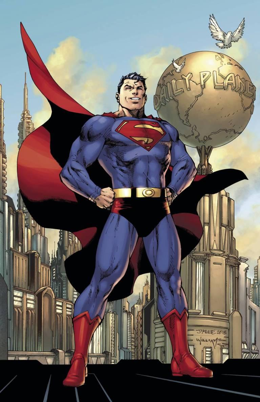 Action Comics #1000 (Cover A Jim Lee & Scott Williams)