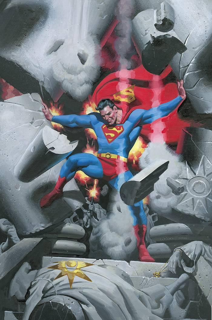 Action Comics #1000 (Cover B Steve Rude 1930s Variant)