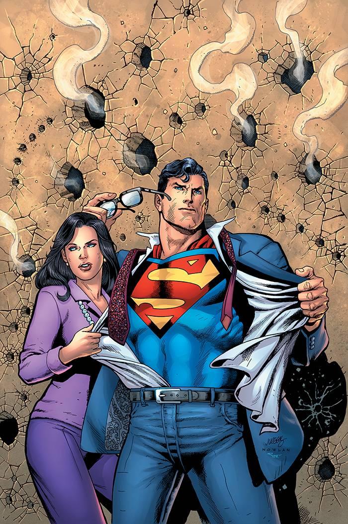 Action Comics #1000 (Cover H Dan Jurgens 1990s Variant)