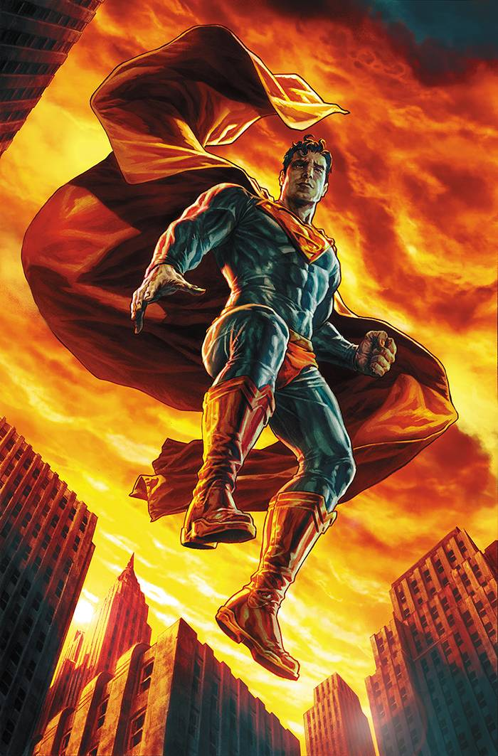 Action Comics #1000 (Cover I Lee Bermejo 2000s Variant)