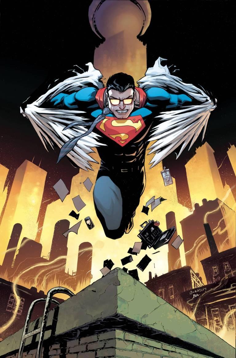 Action Comics #1001 (Cover A Patrick Gleason)