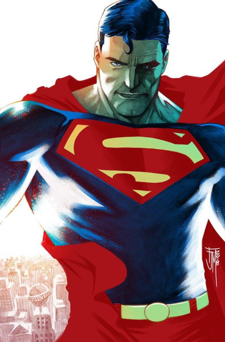 Action Comics #1001 (Cover B Francis Manapul)