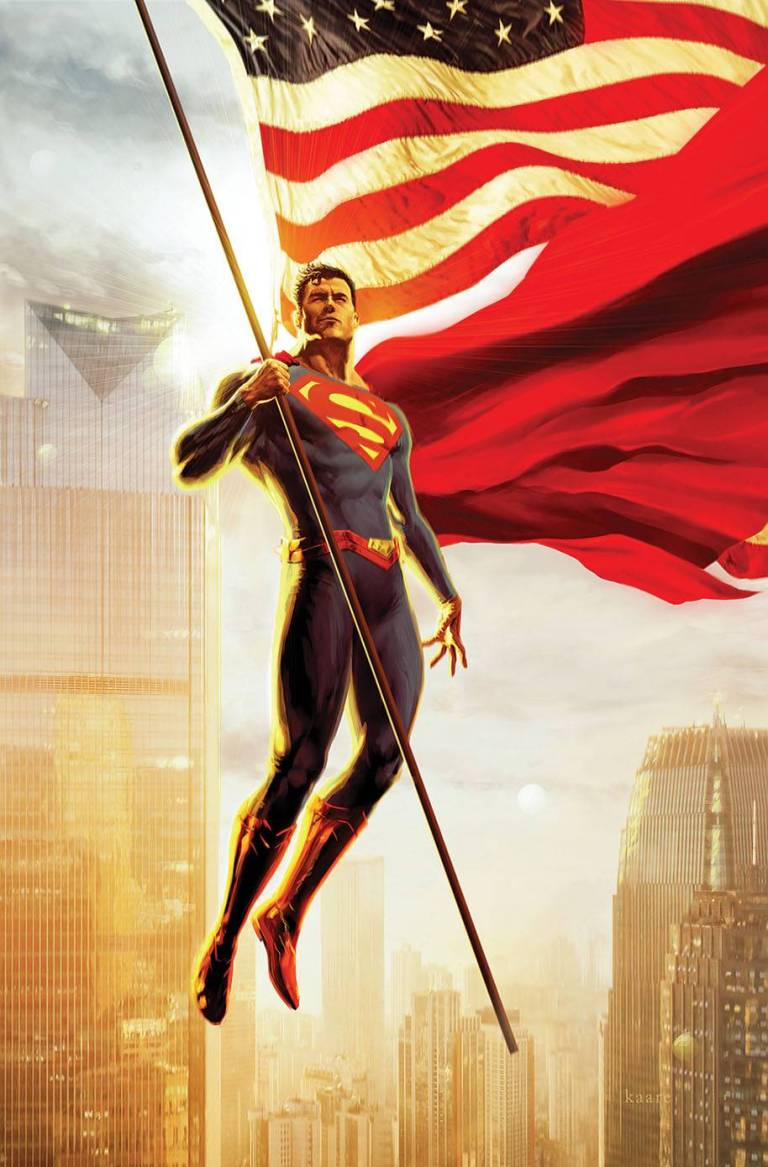 Action Comics #997 (Cover B Kaare Andrews)