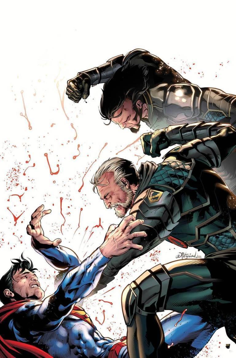 Action Comics #998 (Cover A Will Conrad)