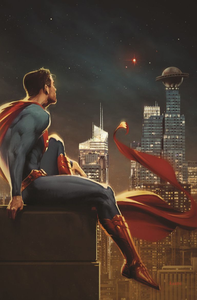 Action Comics #998 (Cover B Kaare Andrews)