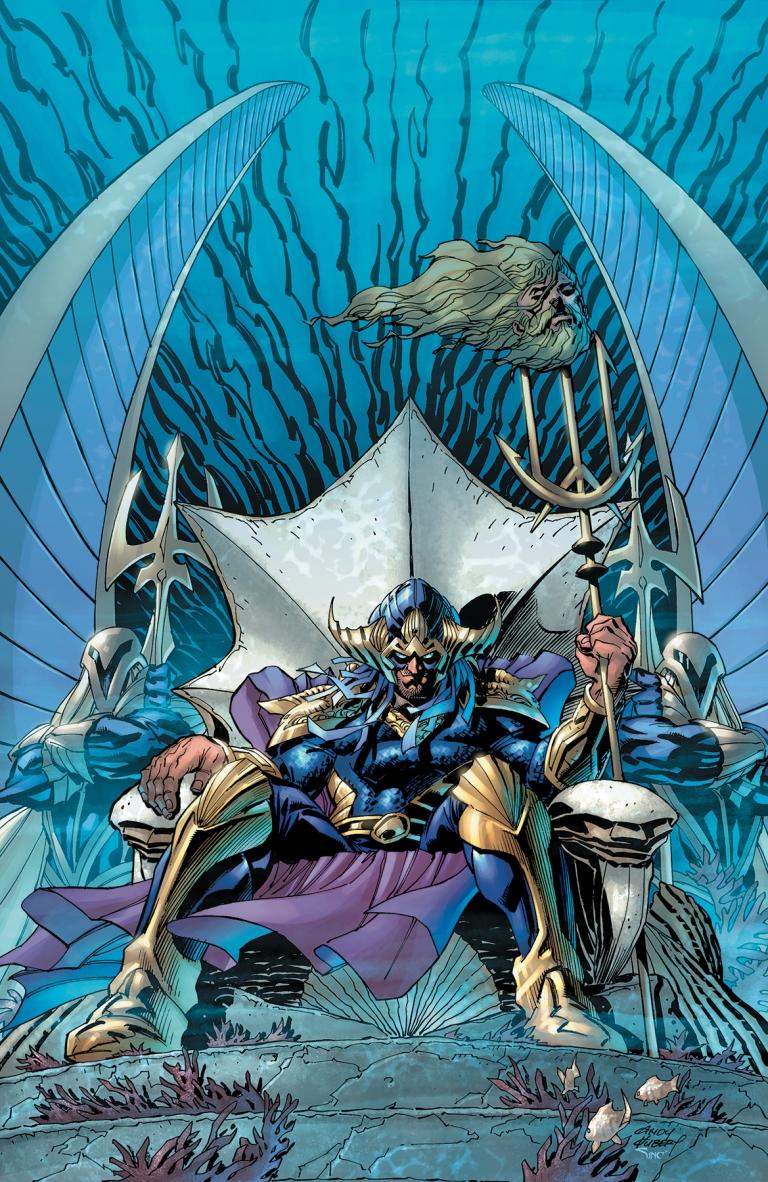 Aquaman #34 (Cover A Andy Kubert)