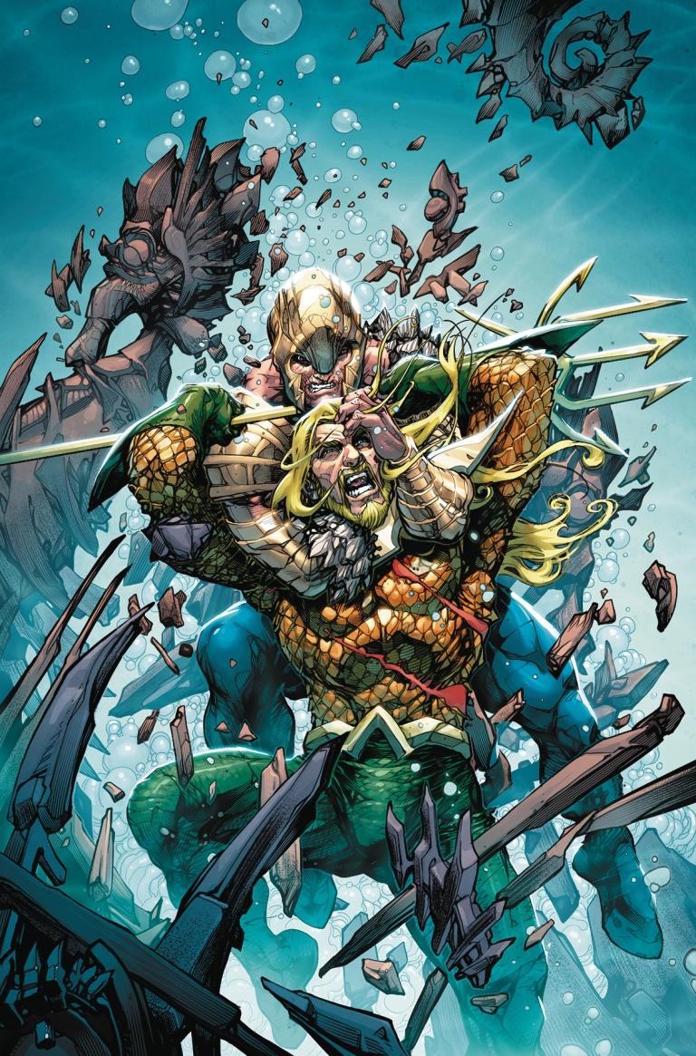 Aquaman #35 (Cover A Howard Porter)
