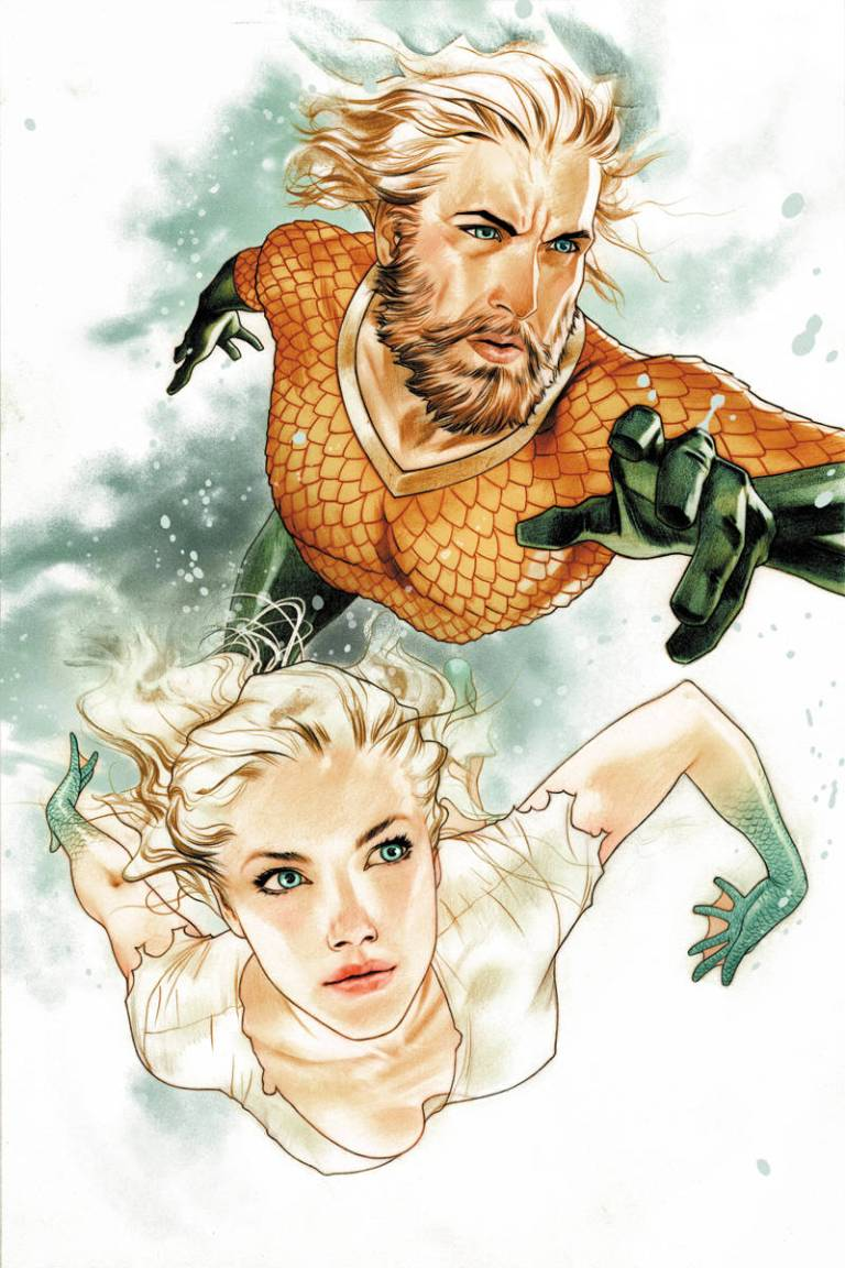 Aquaman #37 (Cover B Joshua Middleton)