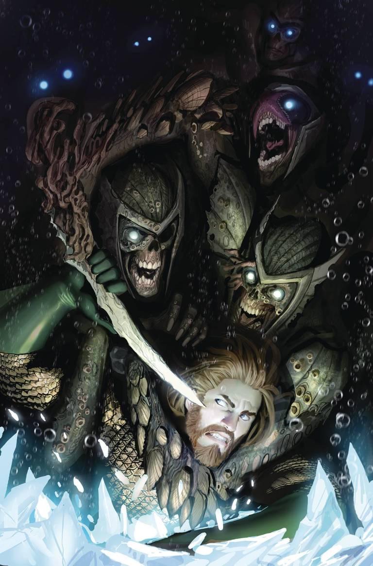 Aquaman #38 (Cover A Stejpan Sejic)