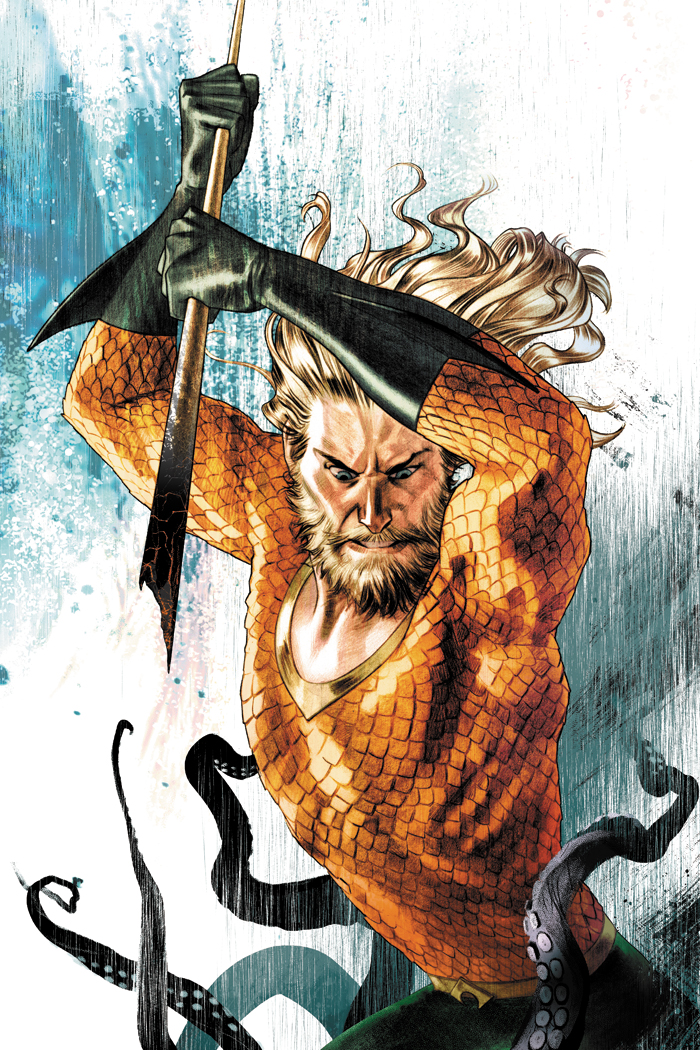 Aquaman #38 (Cover B Joshua Middleton)