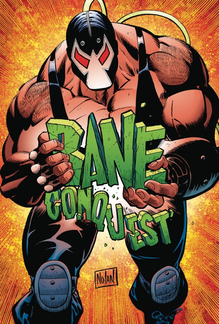 Bane Conquest #12 (Graham Nolan Cover)