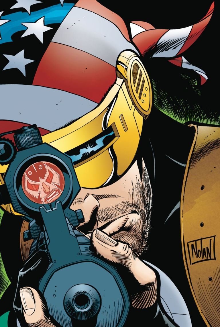 Bane Conquest #9 (Graham Nolan Cover)