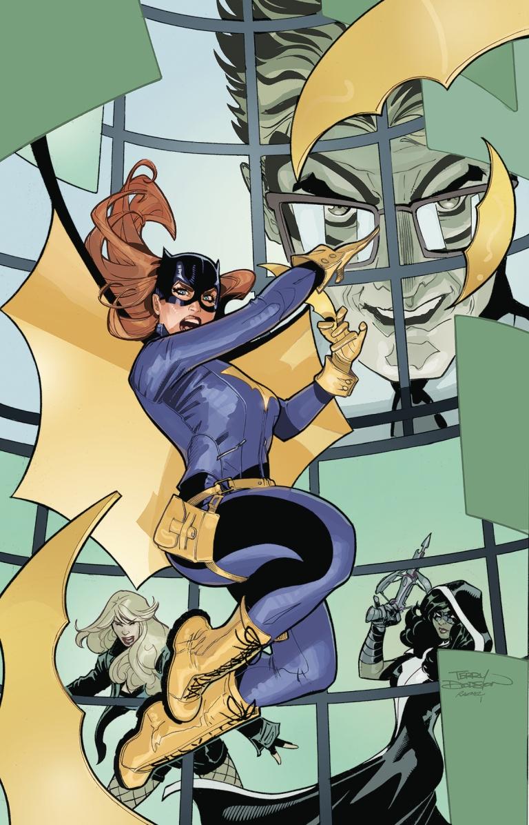 Batgirl And The Birds Of Prey #19 (Cover A Terry Dodson & Rachel Dodson)