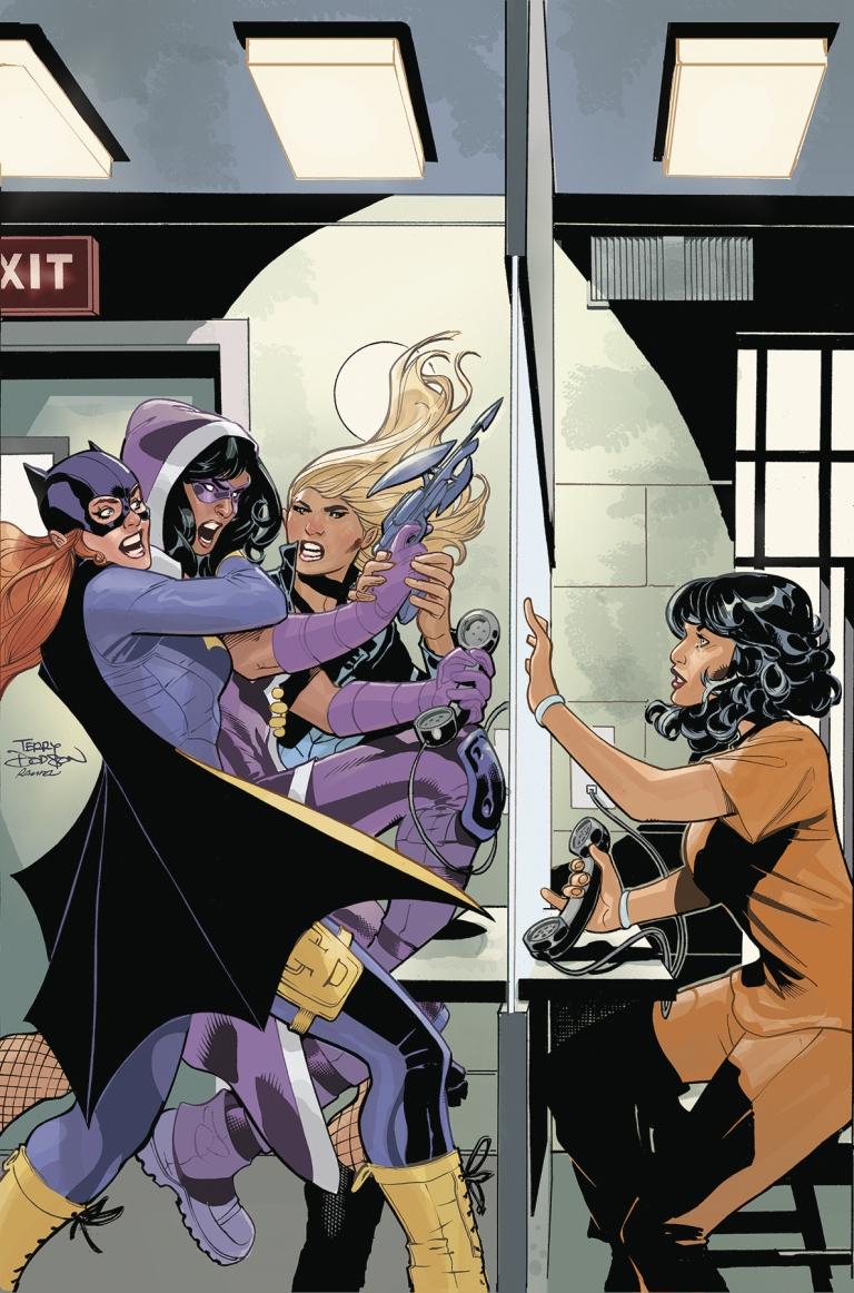 Batgirl And The Birds Of Prey #20 (Cover A Terry Dodson & Rachel Dodson)