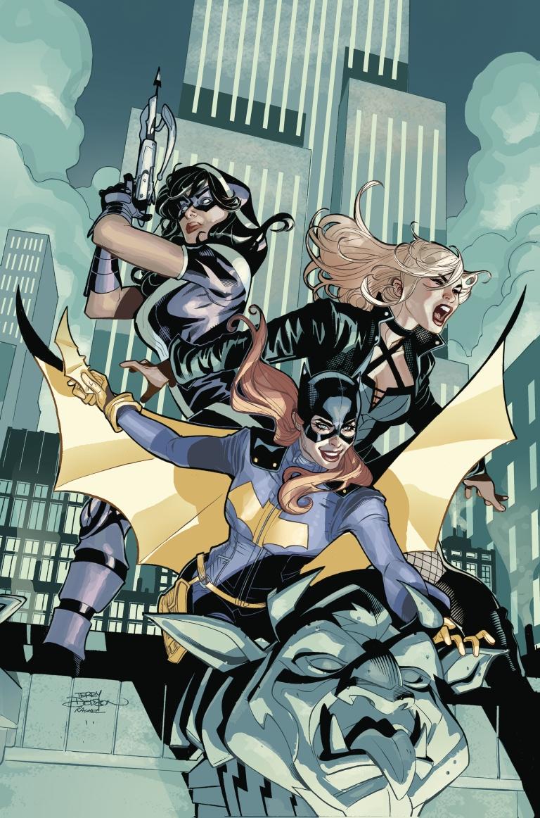 Batgirl And The Birds Of Prey #22 (Cover A Terry Dodson & Rachel Dodson)