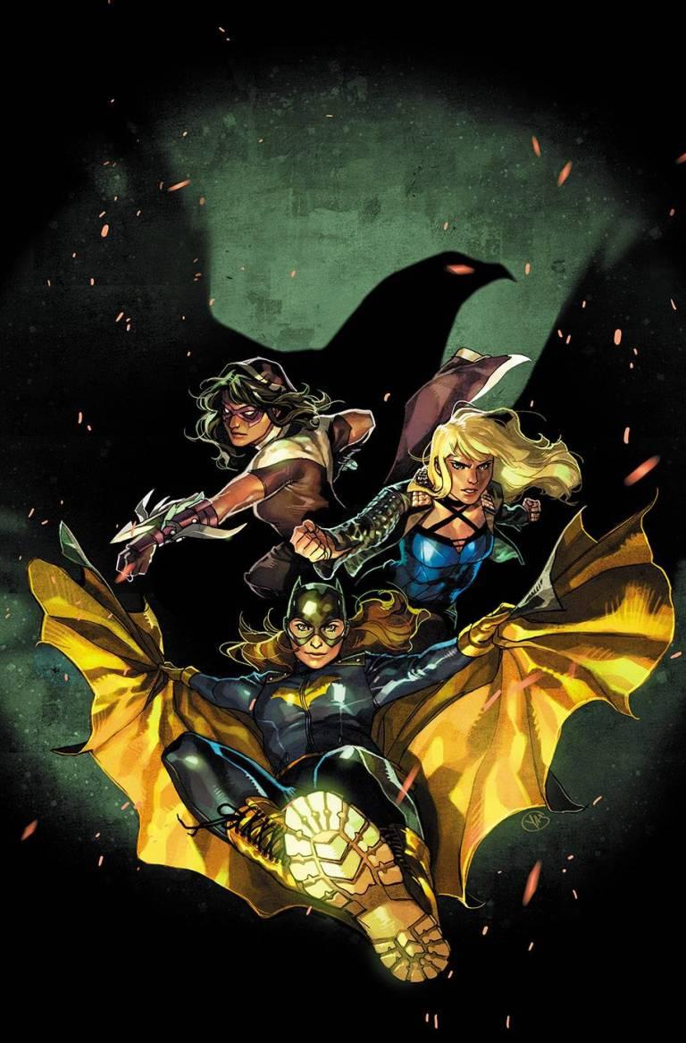 Batgirl And The Birds Of Prey #22 (Cover B Yasmine Putri)