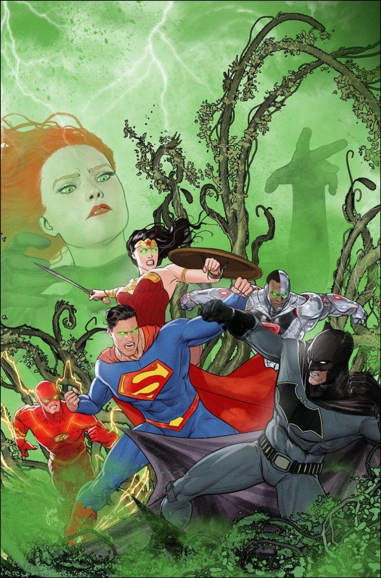 Batman #42 (Cover A Mikel Janin)