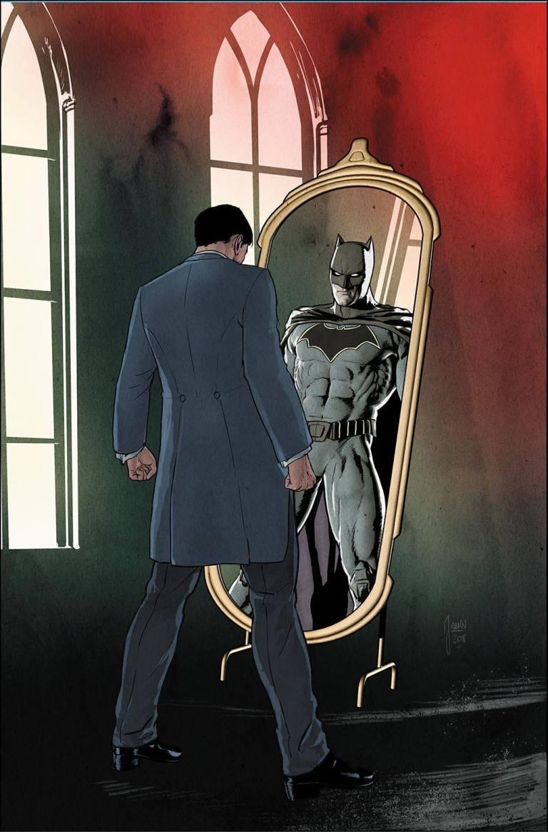 Batman #44 (Cover A Mikel Janin)