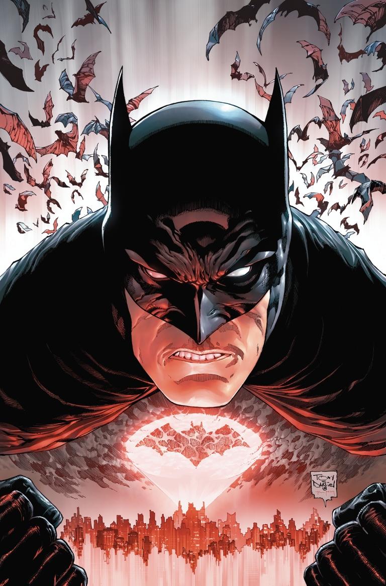 Batman #45 (Cover A Tony S. Daniel)