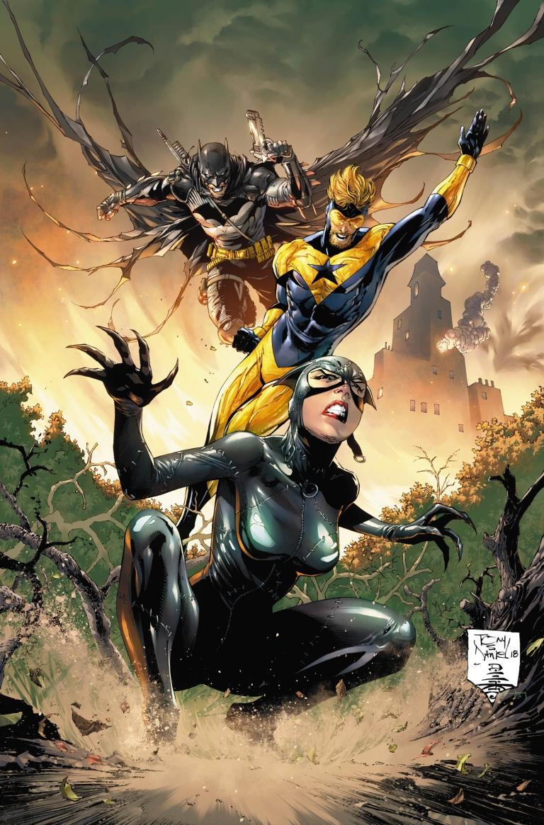 Batman #46 (Cover A Tony S. Daniel)