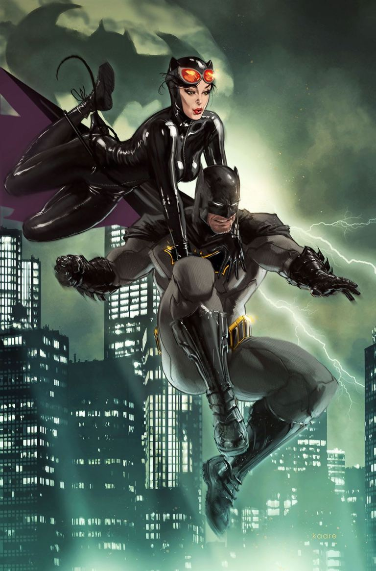 Batman #46 (Cover B Kaare Andrews)