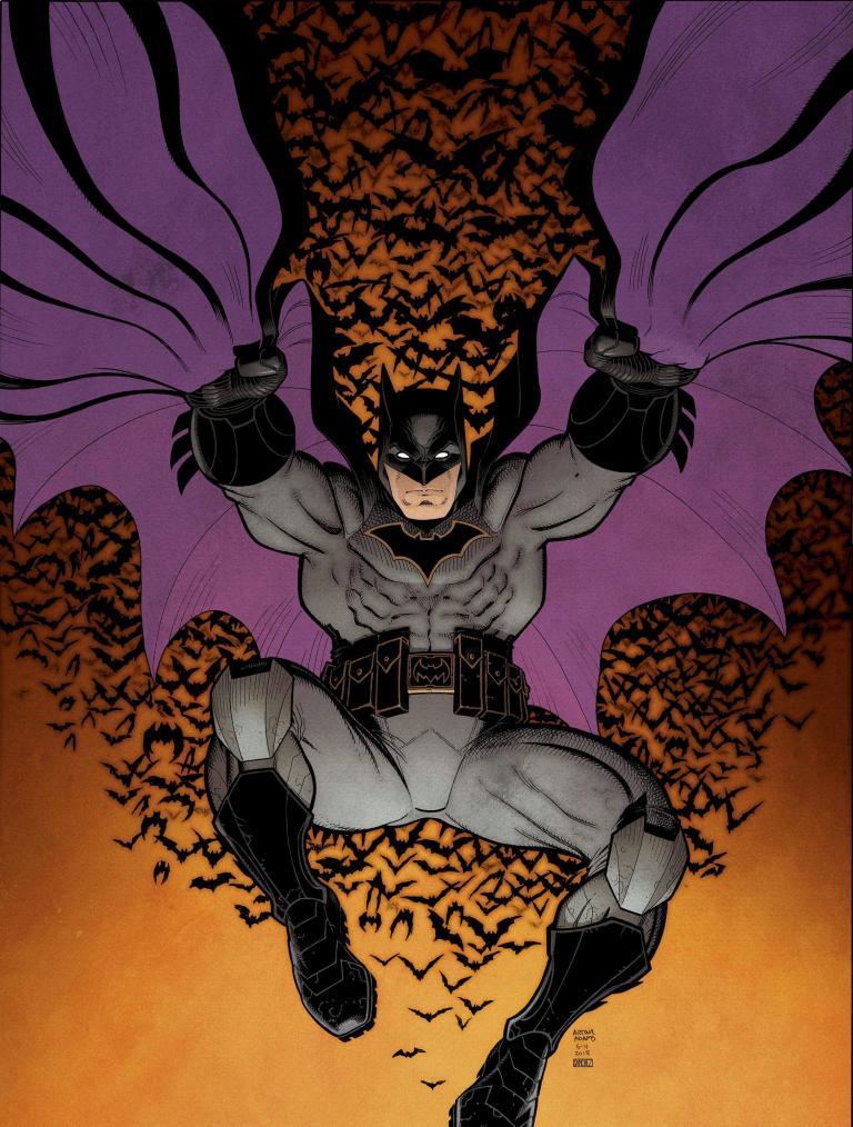 Batman #50 (Cover B Arthur Adams)