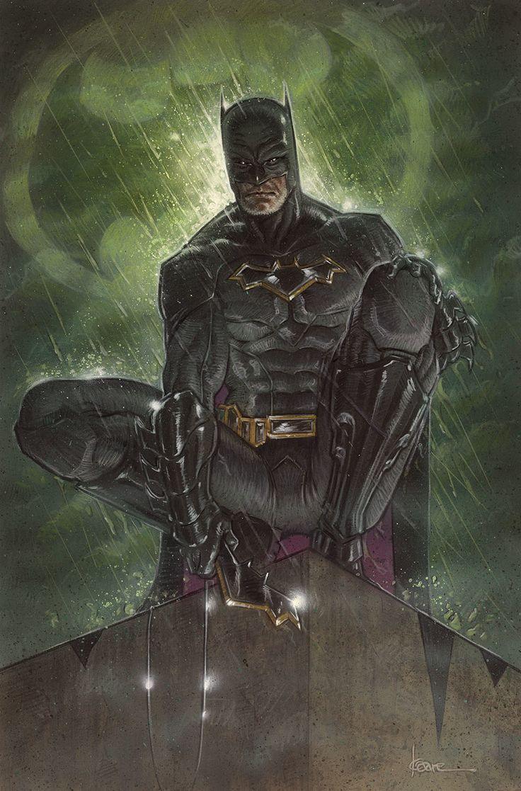 Batman #51 (Cover B Olivier Coipel)