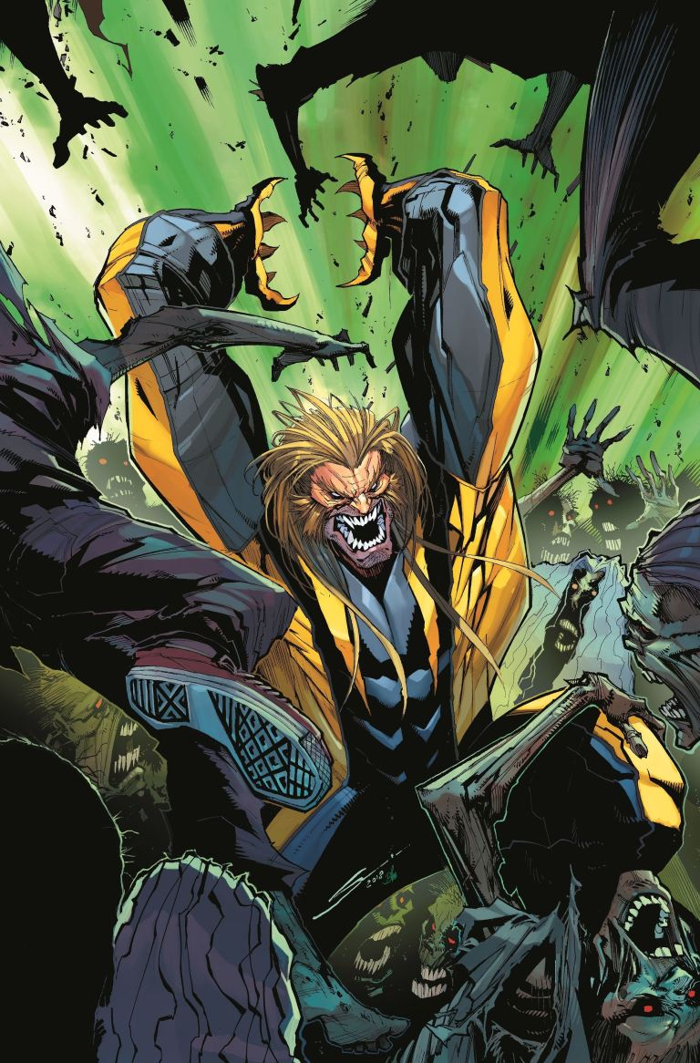 Hunt For Wolverine Claws Of A Killer #2 (Cover B Gerardo Sandoval)