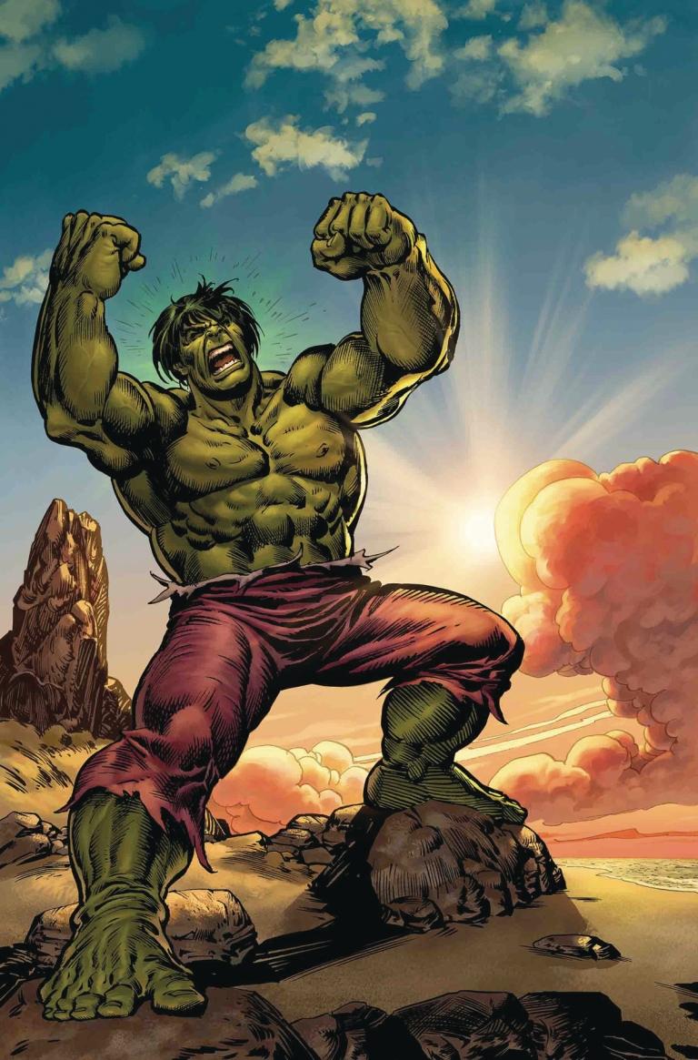 Immortal Hulk #1 (Cover B Sal Buscema Remastered Variant)